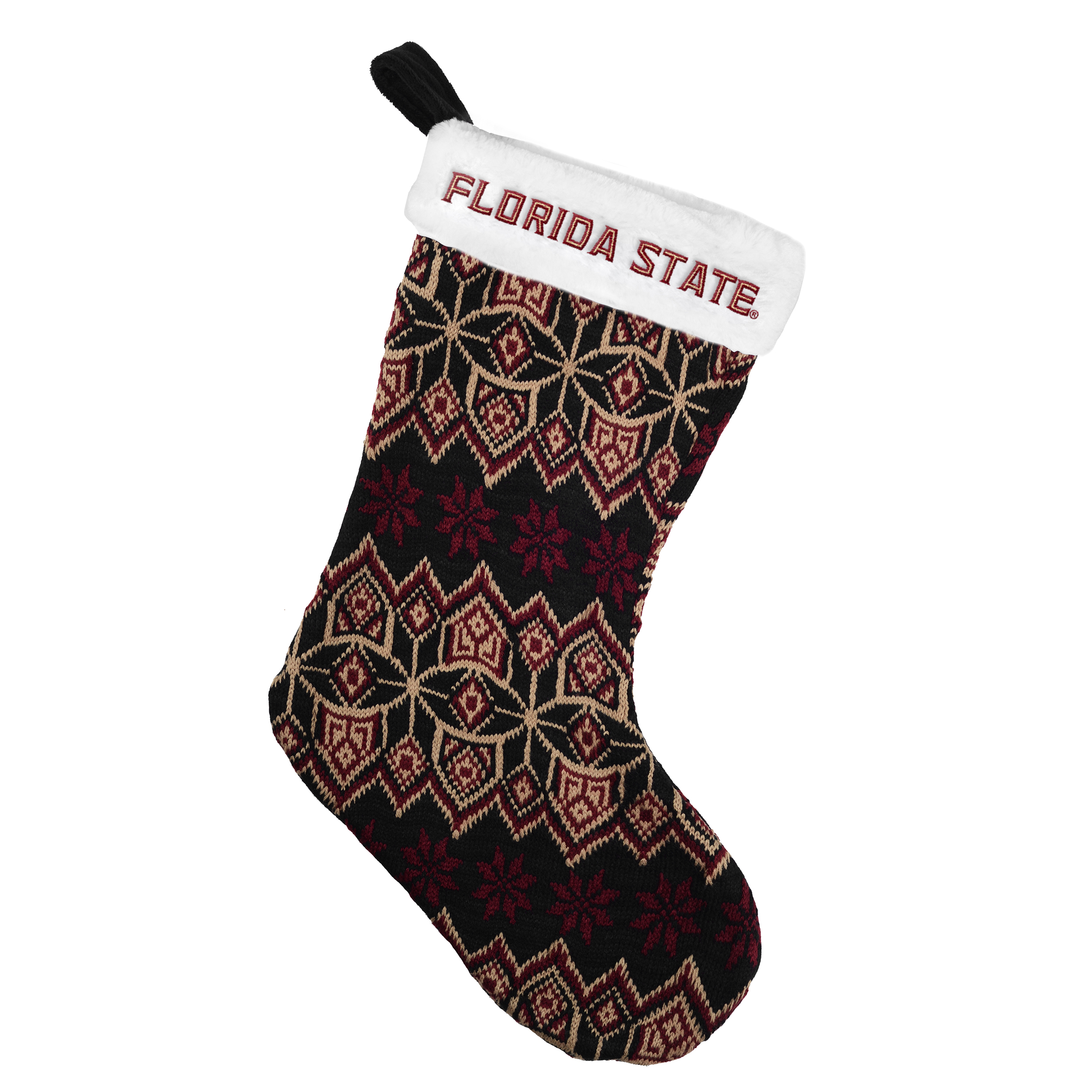Florida State 2015 Knit Stocking