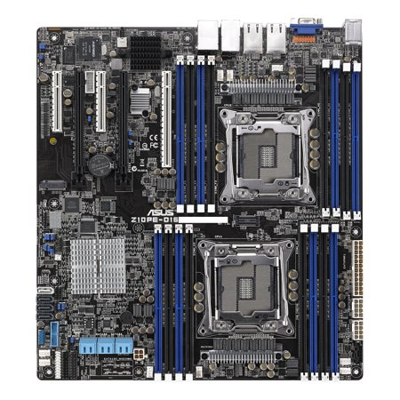 Asus Z10PE-D16 SSI EEB Server Motherboard w/ Intel C612 Chipset
