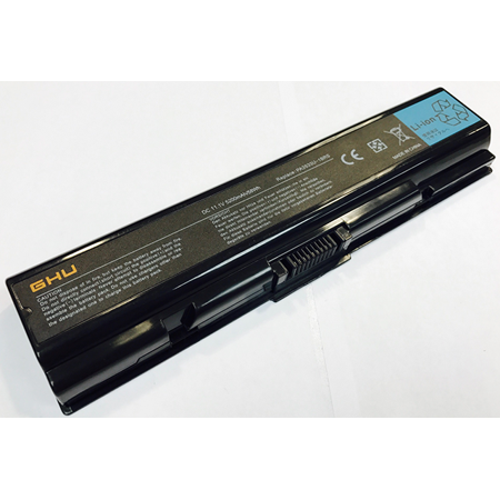 A200 Laptop Battery - New GHU Battery For Toshiba PA3533U-1BRS PA3533U-1BAS PA3534U-1BAS PA3534U-1BRS PA3535U-1BAS Laptop Battery  58 Wh For Model A200 A205 A210 A215 A300 A305 A355D L200 L305 M200 Pro A200 L300D