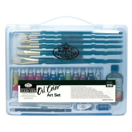 Clearview Medium Oil Painting Art - Oil Painting Set