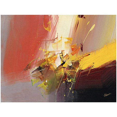 "Trademark Fine Art ""Force of Nature II"" Canvas Wall Art by Tapia"