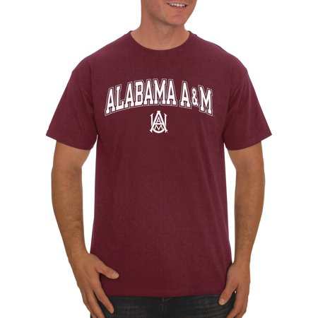 NCAA Alabama A&M Bulldogs  Men's Classic Cotton T-Shirt