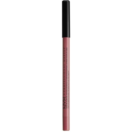 2 Pack - NYX Professional Makeup Slide On Lip Pencil, Bedrose 0.04 oz