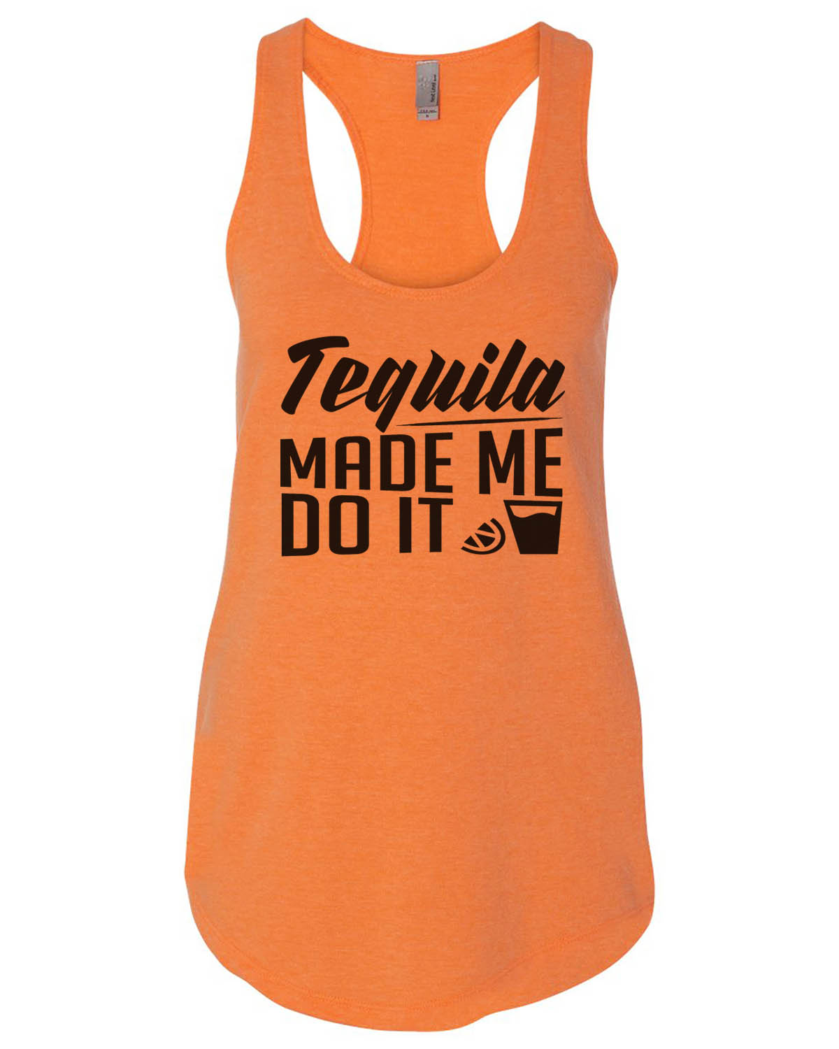 Get Me Drunk and Enjoy The Show Neon Tank Top