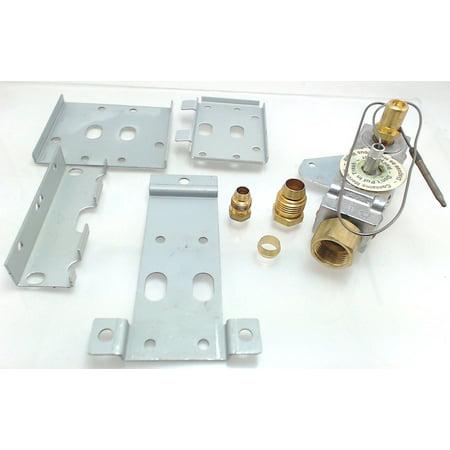Gas Range Oven Safety Valve 5817S0007 4157094 12002724 Range Dual Safety Valve