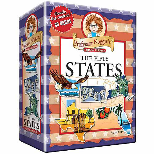 Professor Noggin's Special Edition, The Fifty States