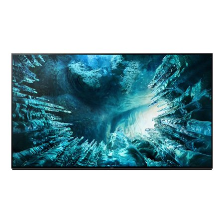"Sony XBR-75Z8H - 75"" Class (74.5"" viewable) - BRAVIA XBR Z8H series LED TV - Smart TV - Android TV - 8K 7680 x 4320 - HDR - dark silver"