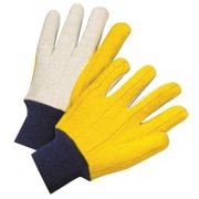 West Chester Glove Size L Polyester/ CottonJersey Gloves,M18KW