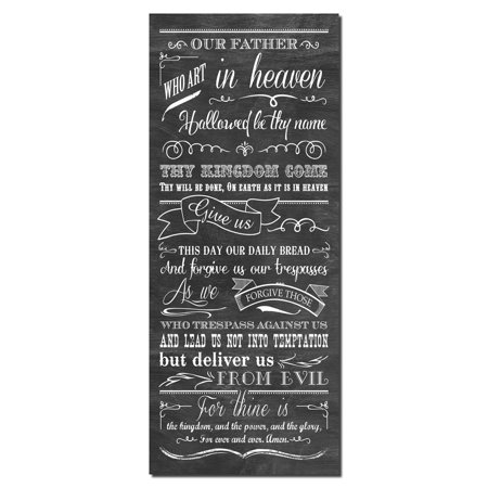 The Lords's Prayer