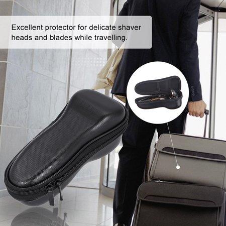 b6af05b92d30 Men Portable Electric Shaver Holder Case Rechargeable Razor Holder Box Male  Electric Shaver Protector Carry Case Travel Bag