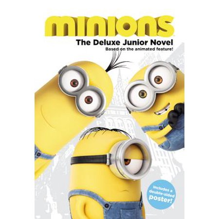 Minions: The Deluxe Junior Novel - The Names Of The Minions