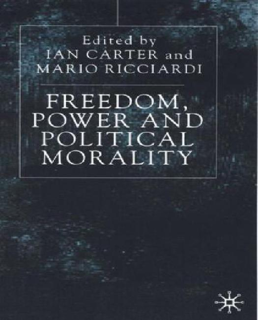 Political Action and Morality in Machiavellian Times