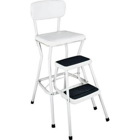 Amazing Upc 044681115592 Cosco 11 120Cby1 Retro Chair Step Stool Spiritservingveterans Wood Chair Design Ideas Spiritservingveteransorg