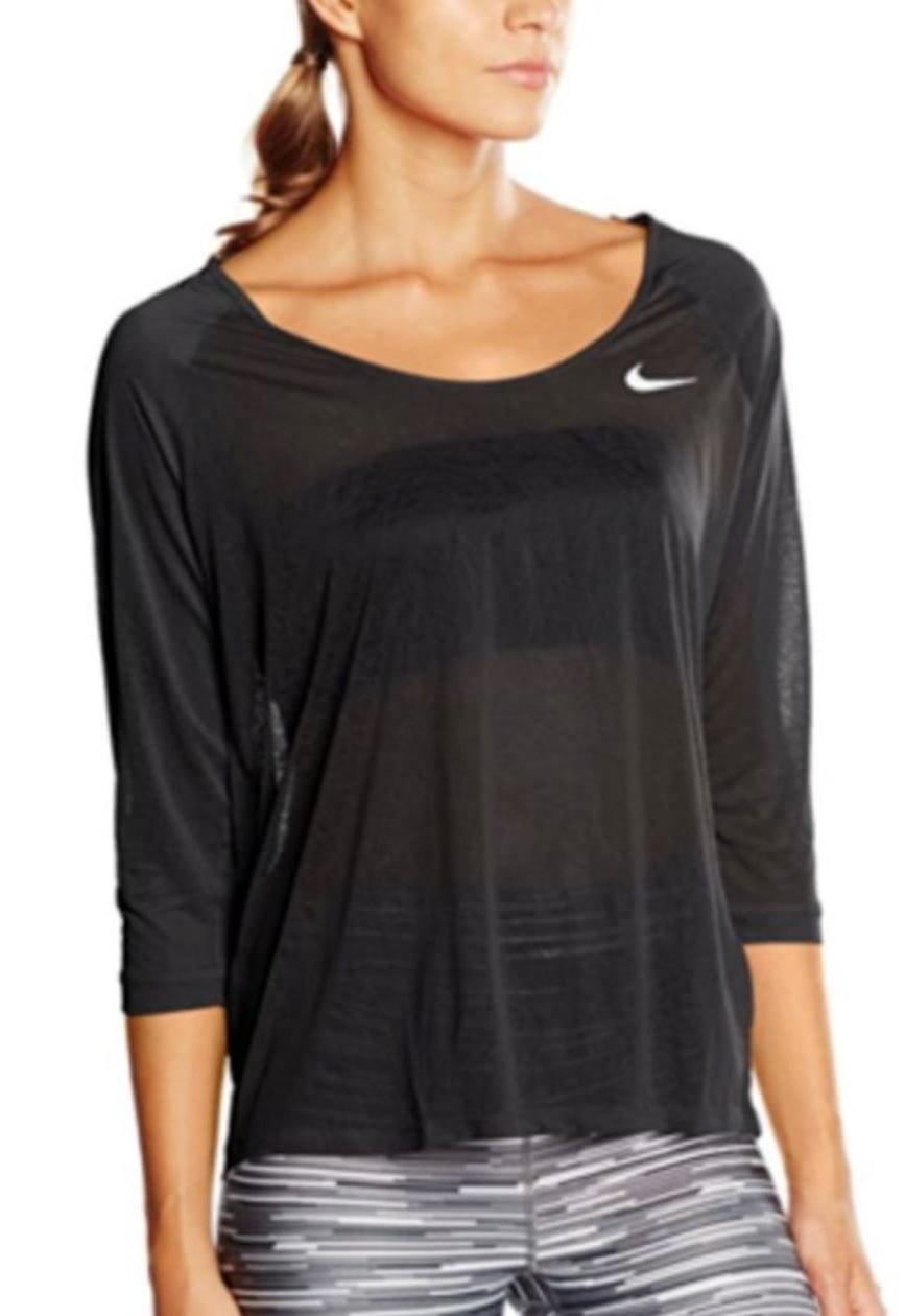 Nike Women's Dri-fit Cool Breeze 3/4