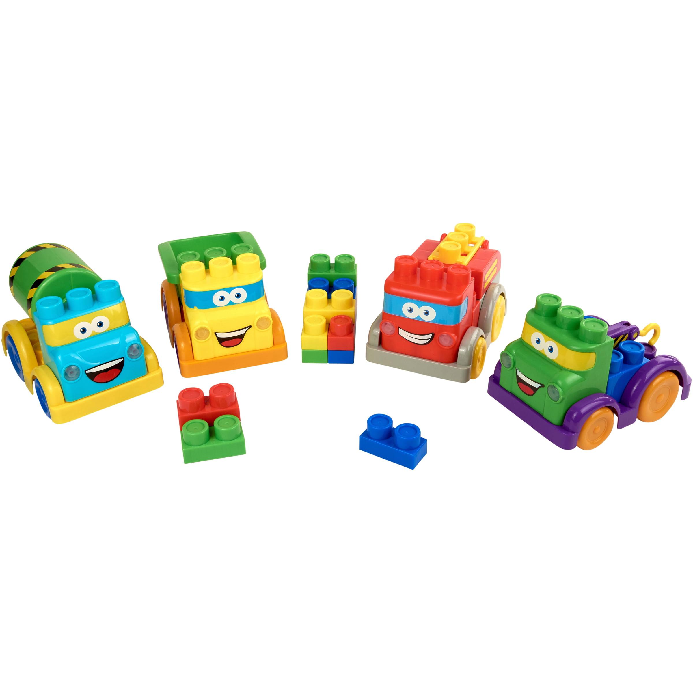 kids Building Blocks Set Car Toy Indoor Outdoor Blocks Set Kids Toy
