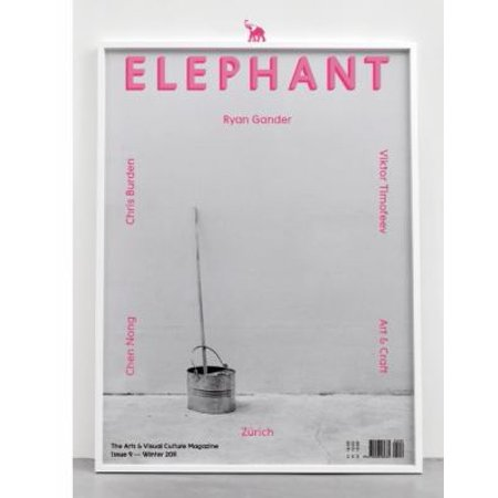 Elephant 9 Winter 2011: The Arts & Visual Culture Magazine
