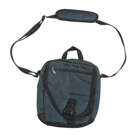 Rick Steves Veloce Guide Messenger Travel Bag Spruce