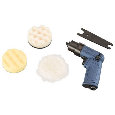 Ingersoll Rand Polisher - Ingersoll Rand 3129KA Mini Air Polisher Kit