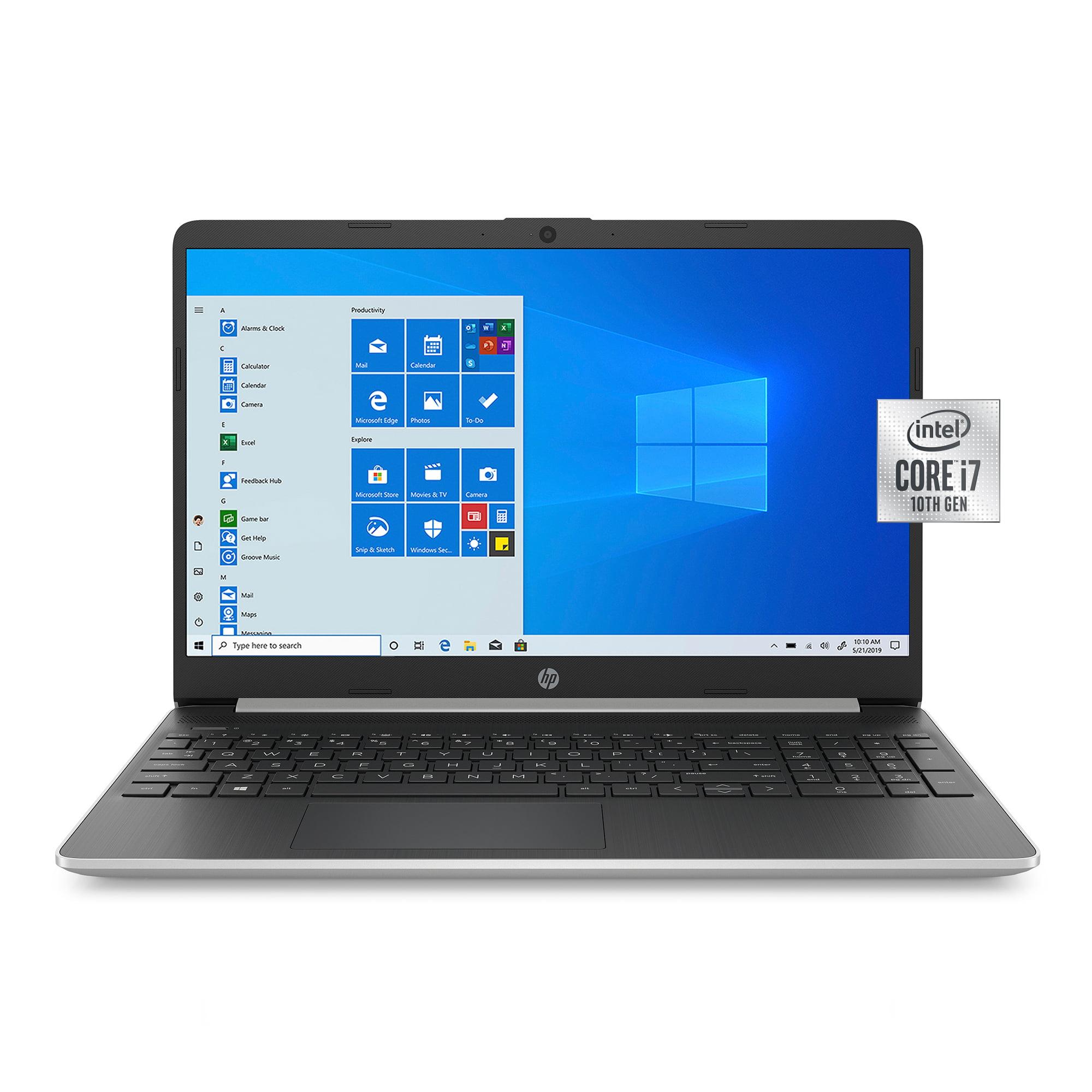 Refurbished Hp 15 6 Laptop Intel Core I7 8gb Ram 256gb Ssd 16gb Optane Carbon Slate Google Classroom Compatible Walmart Com Walmart Com