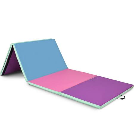 Portable Gymnastics Mat Folding