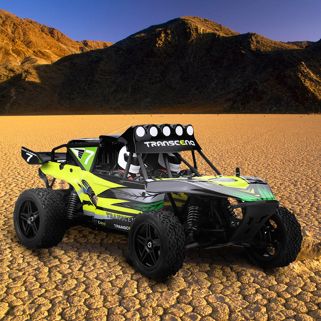 WLtoys 1/12 Scale Rechargeable Electric Car Off-Road RC Car