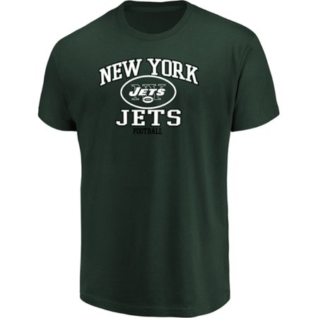 (Men's Majestic Green New York Jets Greatness T-Shirt)