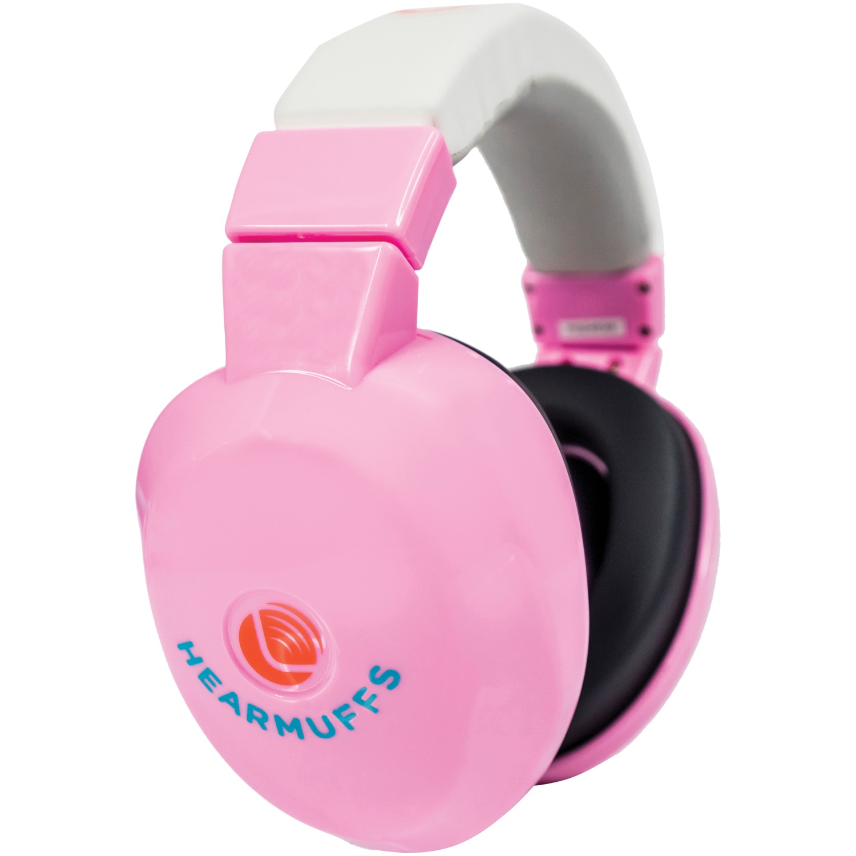 Lucid Audio Infant HearMuffs™ (Pastel Pink)