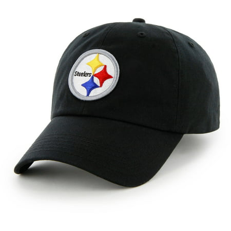 NFL Pittsburgh Steelers Clean Up Cap / Hat by Fan Favorite