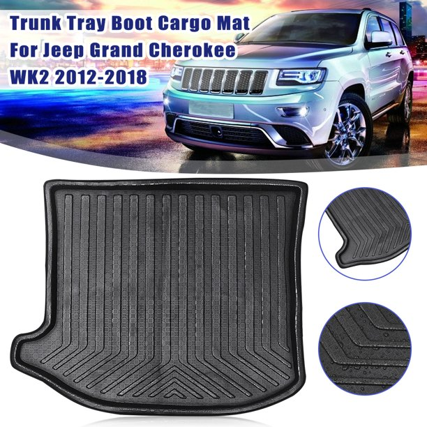 For Jeep Grand Cherokee Wk2 2012 2017 2018 Tray Boot Liner Cargo