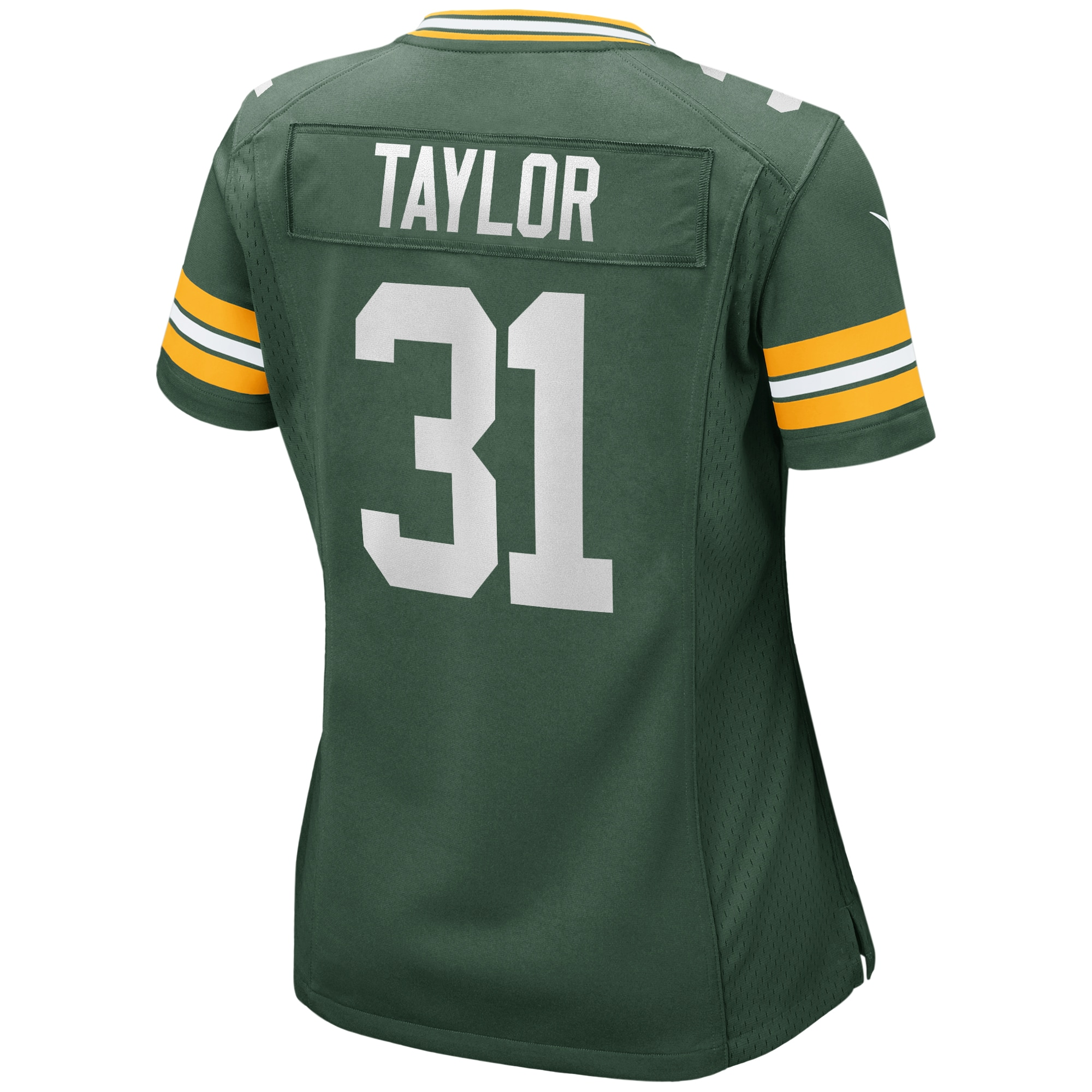 Jim Taylor Green Bay Packers Nike Women's Game Retired Player Jersey - Green