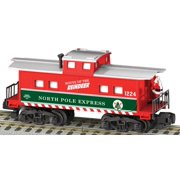 AF 6-49062 S Scale Christmas Reindeer Route Caboose