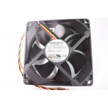 646679-001 Hp Cooling Fan 110-210 P7-1280T P6-2420T DESKTOP
