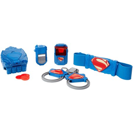 DC Justice League Superman Belt & Blast Pack](Max Steel Characters)