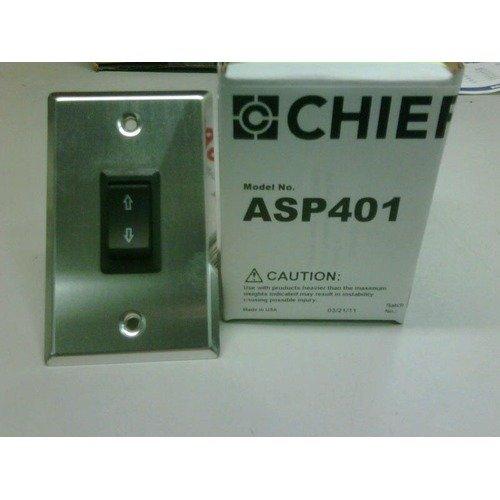 Chief Manufacturing Up/Down Intermediate Break Toggle Switch