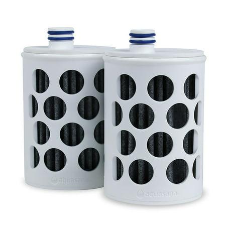 Aquasana AQ-FB-R-D Aquasana Filter Bottle Replacements (2 Pack)