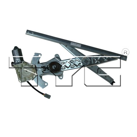 TYC for Lincoln Continental Power Replacement Front Driver Side Window Regulator