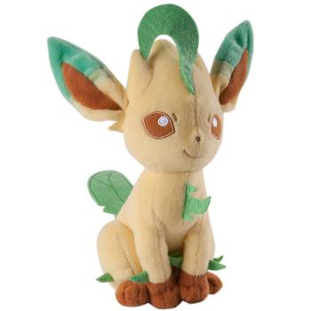 "Tomy Pokemon Eeveelution Leafeon 8"" Stuffed Plush by TOMY"