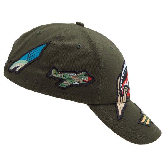 afc302b47e7 Sprayground Army Patches Hat Cap (Adjustable) - Walmart.com