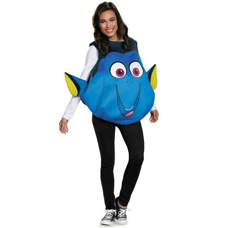 Disney's Finding Dory Adult Dory Costume](Finding Nemo Costume For Adults)