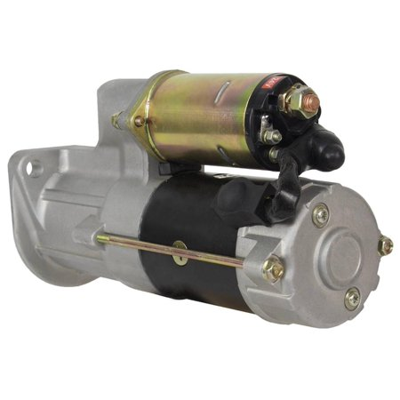 NEW STARTER MOTOR CASE EXCAVATOR CX240 ISUZU 4HK1 8-98054-063-1 -