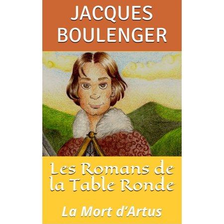 Les Romans de la Table Ronde: La Mort d'Artus - eBook](La Ronde Halloween)