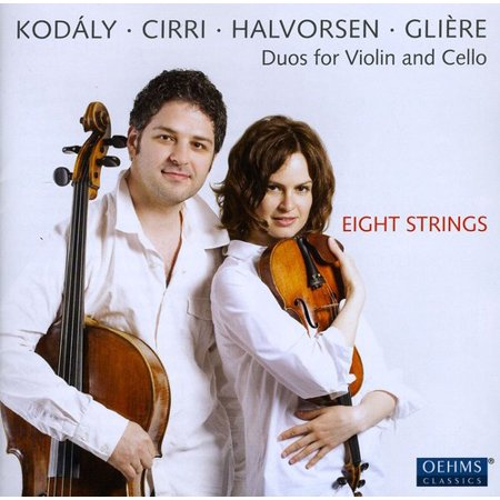 Eight Strings: Duos for Violin & Cello