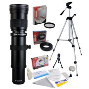 Best Canon Zoom Lenses - Opteka 420-1600mm f/8.3 HD Telephoto Zoom Lens Review