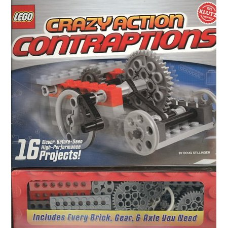 Lego Crazy Action (Crazy Holidays In November)