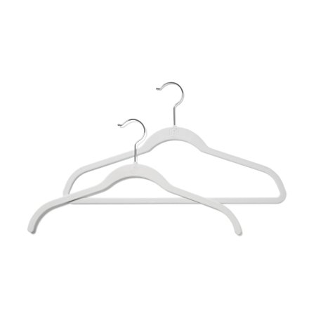 Joy Mangano 40pk Huggable Hangers - Suit/Shirt - Hangar 9 Replacement