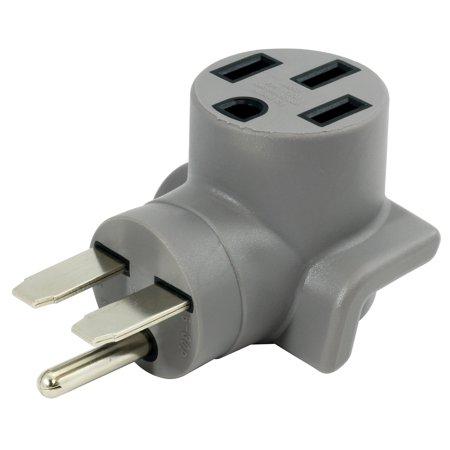 Ac Works Ev630ms Ev Charging Adapter Nema 6 30p To 50 Amp Electric Vehicle For Tesla