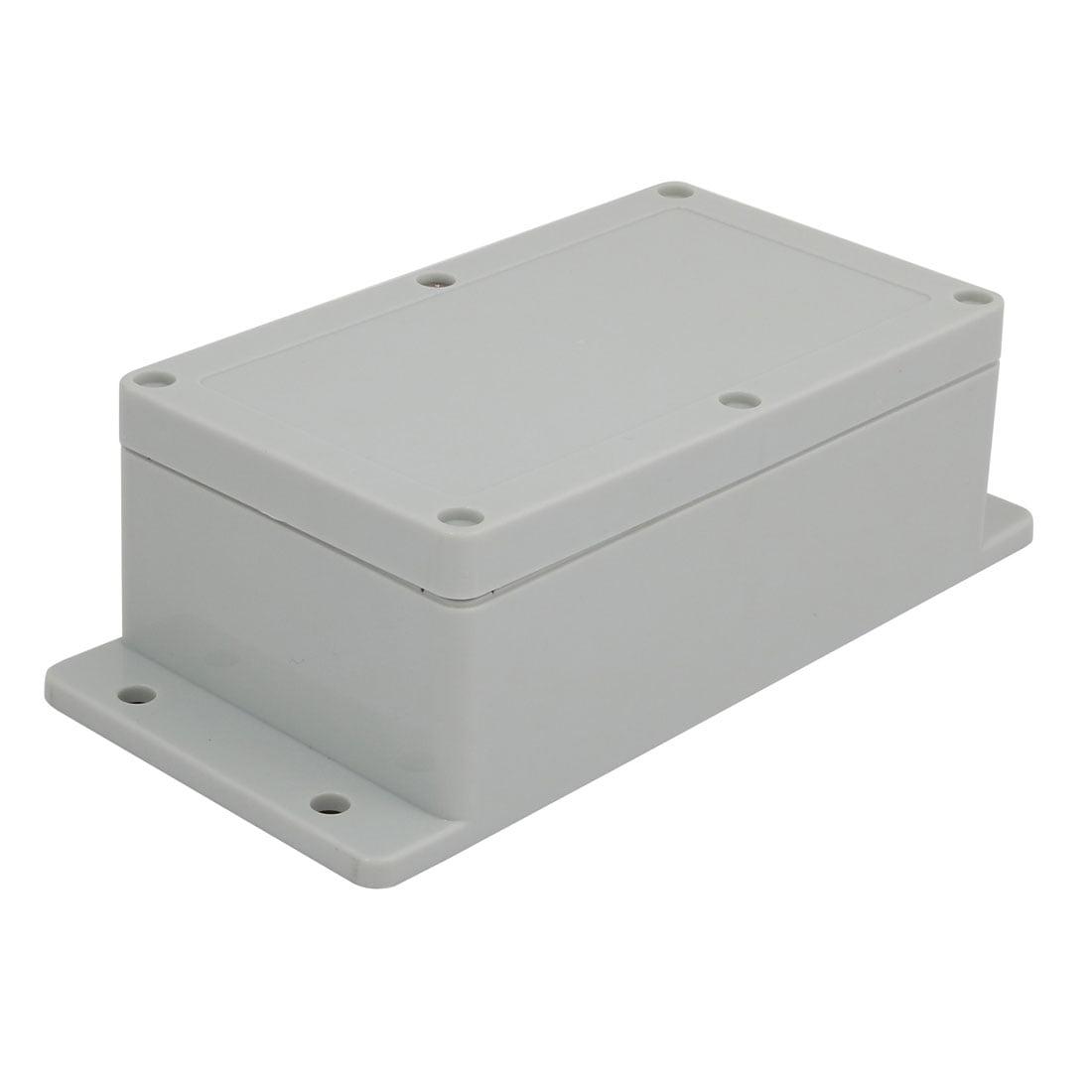 Unique Bargains 158mmx90mmx60mm Electronic ABS Plastic DIY Junction Box Enclosure Case Gray - image 1 de 1