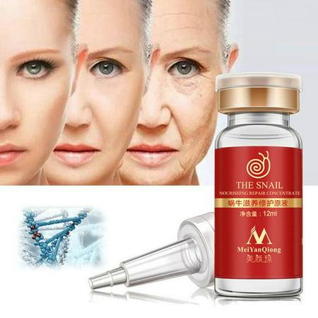 Nourish Liquid Moisturizer (Snail Nourishing Solution Moisturizing Anti Wrinkle Repair Face Cream Liquid)