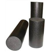 AGM Group AeroMat Elite High Density Foam Roller (Black)