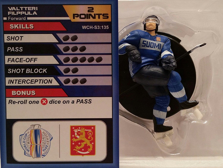 World Cup of Hockey Team Finland Valtteri Filppula (Common) by